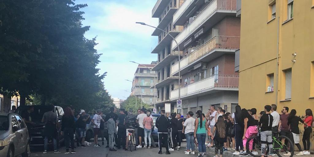 Pescara Aggressione Di Brumotti A Rancitelli Ferito Un Operatore