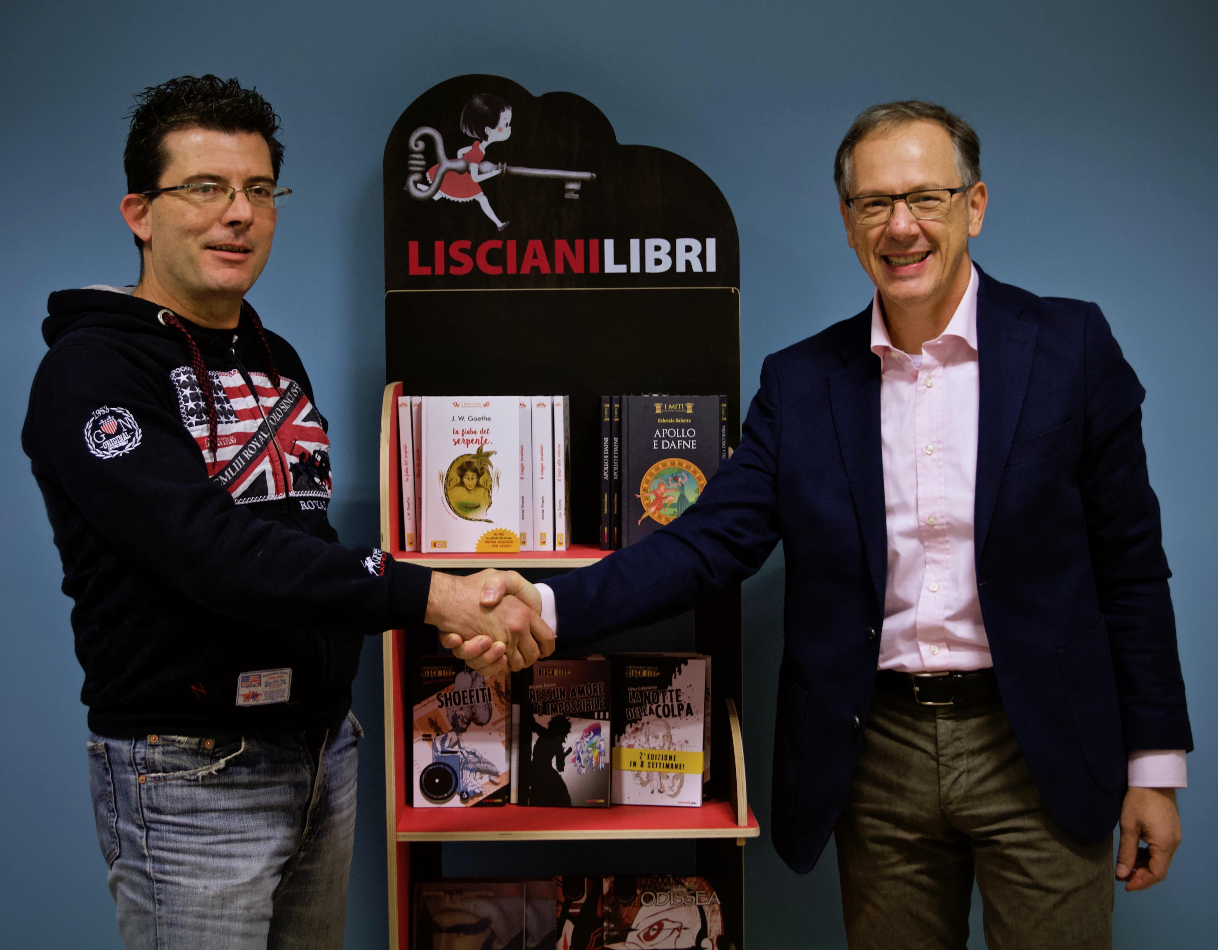 """Lo Scandalo Della Collana Film libri&editoria. teramo. """"lisciani libri"""": romolo di"""