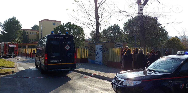 Pescara Incredibile Ma Vero Allarme Bomba Nucleare In Una