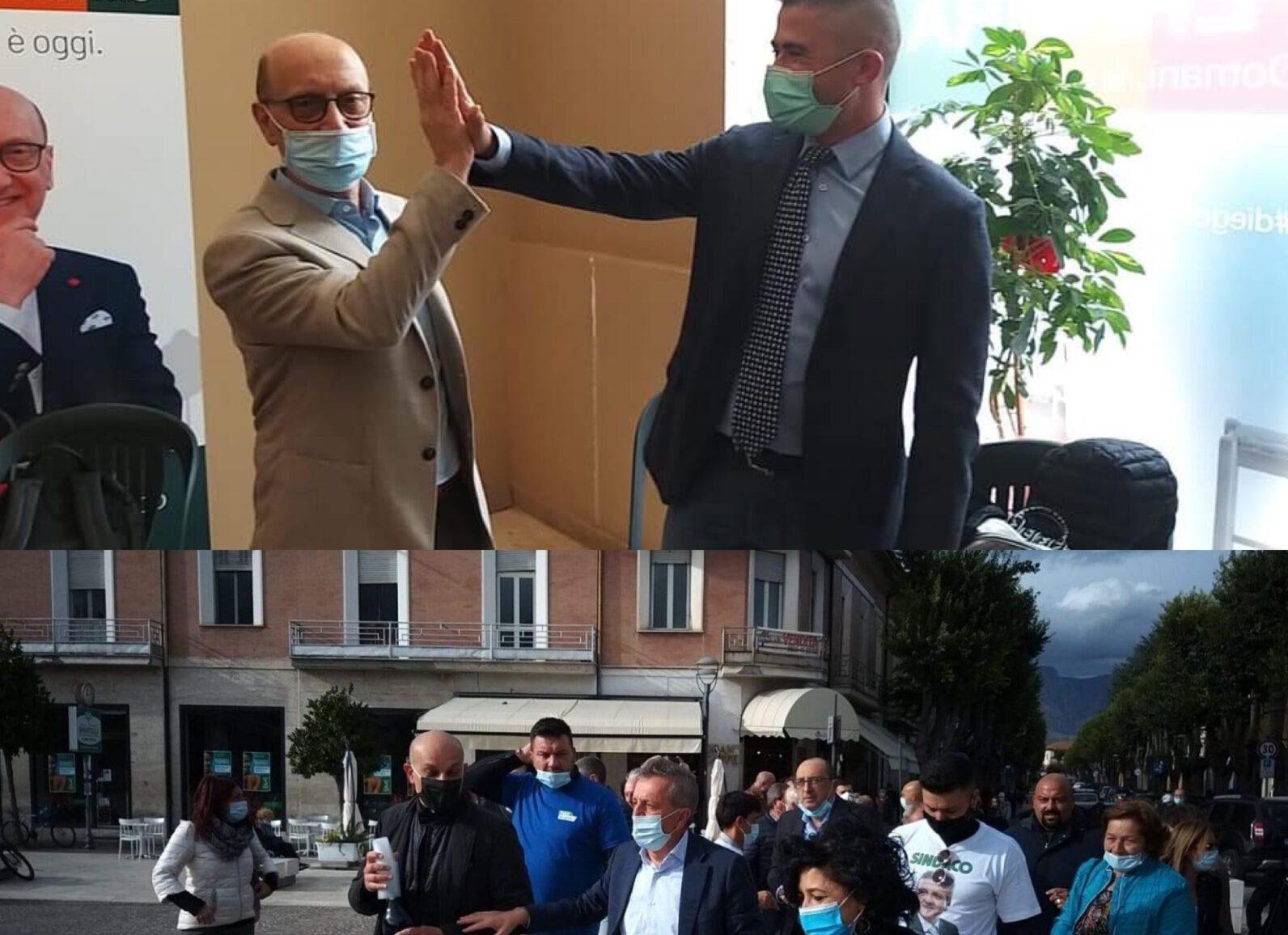 Sedile Imponente E Severo.Abruzzo Ballottaggi A Chieti Ed Avezzano Vince Il Centrosinistra Battuti I Candidati Della Lega Wallnews24