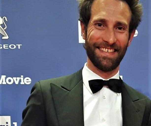L'Aquila&Cinema. Il tecnico aquilano Alessandro Palmerini candidato al